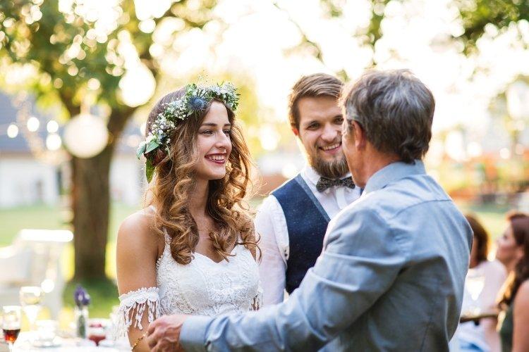 Hochzeitsrede bräutigam vater und mutter