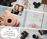 """Tolles Geschenk für die Flitterwochen: Fototagebuch """"Glückmomente"""""""