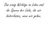 Das einzig Wichtige – Albert Schweitzer