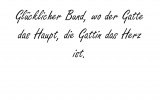Glücklicher Bund, wo der – Friedrich Haug